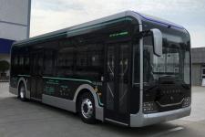 宇通牌ZK6106BEVG5L型纯电动低地板城市客车图片