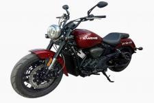 建设牌JS700-2D型两轮摩托车图片