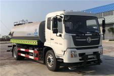 程力牌CL5180GQXDF6型护栏清洗车  13607286060