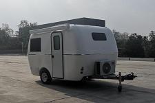 程力4.8米00.2噸1軸旅居掛車(CL9010XLJ)