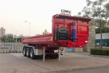 中集8.5米32.2吨3轴自卸半挂车(ZJV9404ZZXXA)