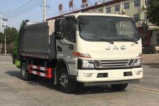 国六江淮8方压缩垃圾车在那里买厂家直销 厂家价格
