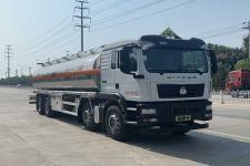 楚飛牌CLQ5320GYY5ZZA型鋁合金運油車