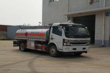 专威牌HTW5125GJYEC6型加油车