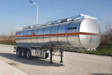 陕汽牌SHN9400GRYP420型铝合金易燃液体罐式运输半挂车图片
