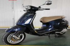 银本牌YB50QT-2H型两轮轻便摩托车图片