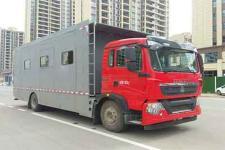 程力牌CL5180TSY6BZ型宿营车