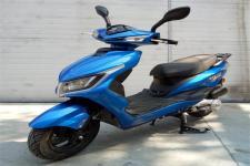 三友SY125T-18型两轮摩托车