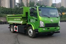陕汽牌SX3120BEV351L型纯电动自卸汽车图片