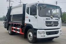 國六東風多利卡D9(10方12方14方壓縮垃圾車價格