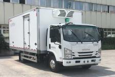 庆铃牌QL5080XLCBUKAJ型冷藏车图片