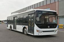 远程牌DNC6100CHEVNG2型插电式混合动力低入口城市客车图片