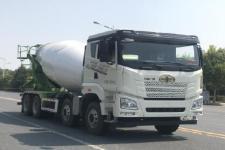 解放牌CA5311GJBP27K2L1T4E5A80型混凝土搅拌运输车图片