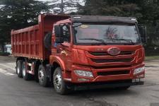 解放牌CA5311ZLJP1K15L2T4E6A80型自卸式垃圾车图片