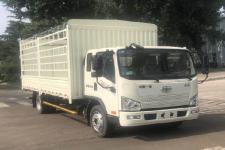 解放牌CA5120CCYP40K46L5E6A84型仓栅式运输车图片