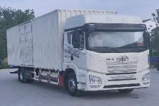 解放牌CA5180XXYP26K2L7NE6A80型厢式运输车图片