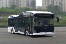 秦星牌燃料电池低入口城市客车