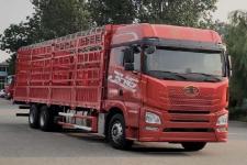 解放牌CA5250CCYP25K2L7T1E5A80型仓栅式运输车图片