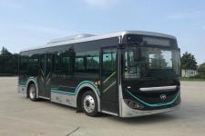 海格牌纯电动城市客车