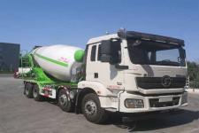 程力牌CL5312GJBA5ST型混凝土搅拌运输车