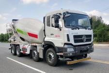 丰霸牌STD5311GJBNG6型混凝土搅拌运输车