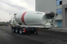 三一牌SY9400GJBB型混凝土搅拌运输半挂车图片