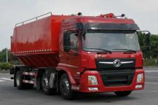 东风牌DFV5253ZSLGP6D型散装饲料运输车图片