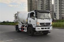 东风牌DFZ5180GJBSZ6D型混凝土搅拌运输车图片