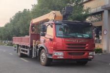 解放牌CA5180JSQPK2L2E5A80型随车起重运输车图片