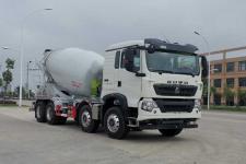 华专一牌EHY5310GJBZL6型混凝土搅拌运输车