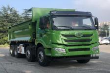 解放牌CA5311ZLJP1K15L1T4E6A80型自卸式垃圾车图片
