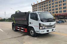 国六东风自装卸式垃圾车价格