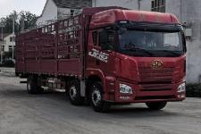 解放牌CA5250CCYP26K2L7T3E5A80型仓栅式运输车图片