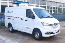 东风牌DFA5030XLCMBEV型纯电动冷藏车图片
