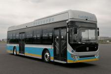 远程牌DNC6120FCEVG2型燃料电池低入口城市客车图片