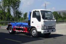 华通牌HCQ5070ZXXQL6型车厢可卸式垃圾车