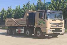 森源牌SMQ5310ZLJXGBEV型纯电动自卸式垃圾车图片