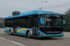 中通牌燃料电池低入口城市客车