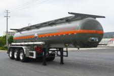 欧曼牌HFV9405GFW型腐蚀性物品罐式运输半挂车图片