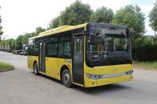 8.1米華中WH6811GBEV純電動城市客車