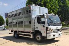国六东风多利卡畜禽运输车厂家报价 188-7298-8221陈经理