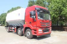 国六小三轴散装饲料运输车厂家价格 188-7298-8221陈经理
