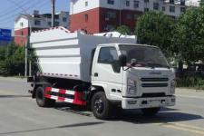国六江铃自装卸式垃圾车报价