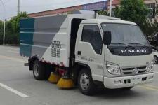 华通牌HCQ5049TSLBJ6型扫路车