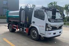程力威牌自装卸式垃圾车