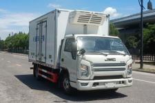 江铃顺达国六4米2冷藏车价格