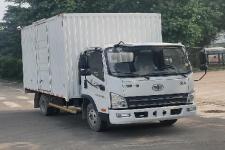 解放牌CA5048XXYP40K50L1E5A84型厢式运输车图片