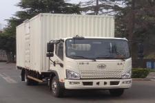 解放牌CA5120XXYP40K46L5E6A84型厢式运输车图片