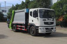 国六东风多利卡压缩式垃圾车的价格13635739799