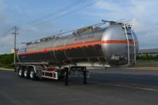 欧曼牌HFV9400GRYC型铝合金易燃液体罐式运输半挂车图片